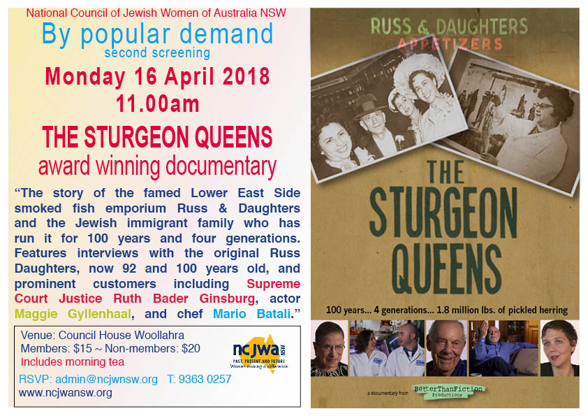 Sturgeon QueensSecond